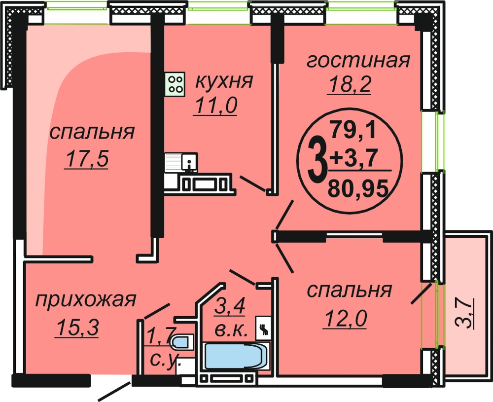Квартиры в новосибирске купить в новостройке
